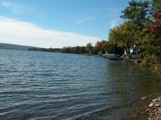 Steamboat Castle Bed & Breakfast: Keuka Lake