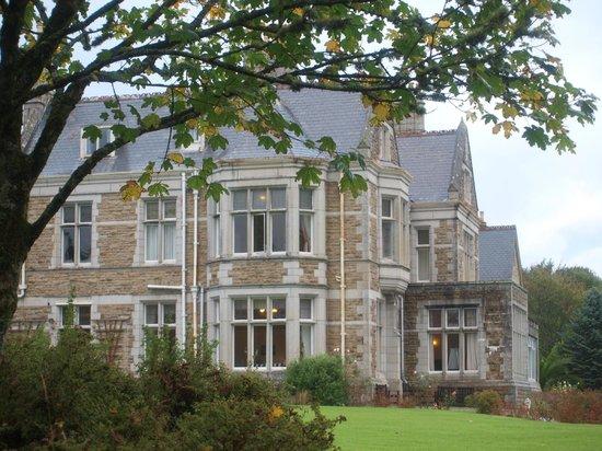 Treloyhan Manor Hotel: Treloyhan exterior