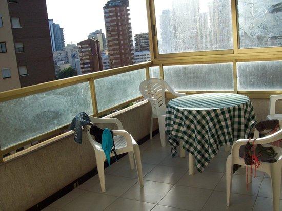 Apartamentos Maria Victoria: Balcony