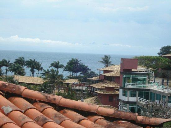 Pousada Hibiscus Beach : Otra vista desde la habitación