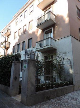 Hotel Santa Lucia : Entrance