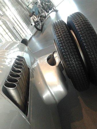 Audi Museum: auto union