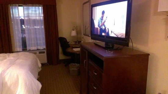 Hampton Inn Chattanooga-North/Ooltewah: Tv