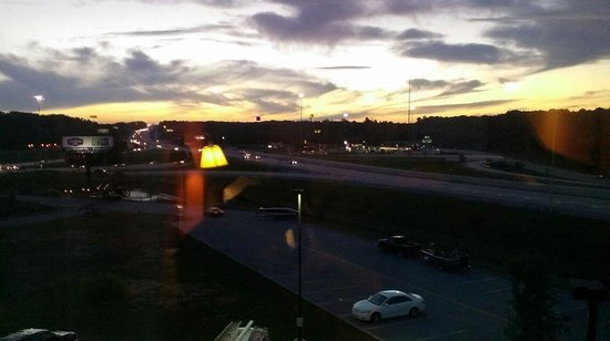 Hampton Inn Chattanooga-North/Ooltewah: View