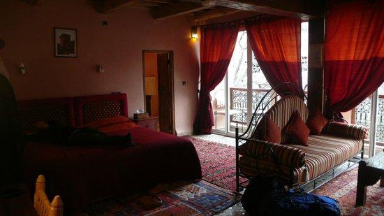 Dar Imlil : Room