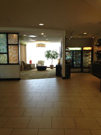 Holiday Inn Express Hotel & Suites Fort Worth Downtown: Lobby