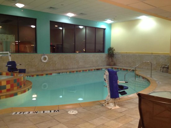 Holiday Inn Express Hotel & Suites Fort Worth Downtown: Pool