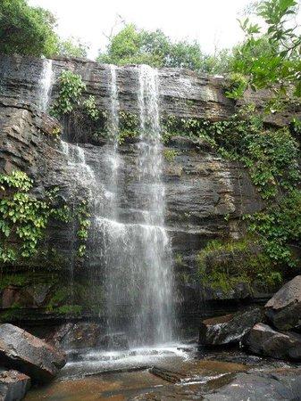 Parque Nacional de Sete Cidades: Cachoeira do Riachão