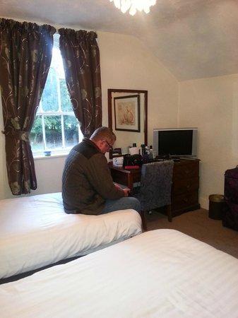 Broughton Craggs Hotel : The bedroom