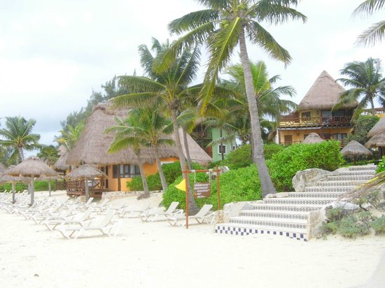 Mahekal Beach Resort: playa