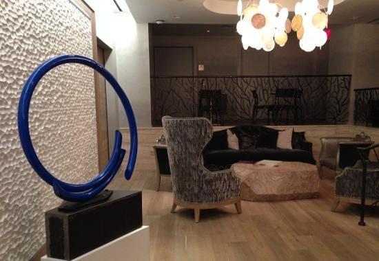 The Tuscany - A St Giles Signature Hotel: lobby