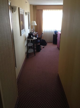 Minneapolis Marriott West: Suite704