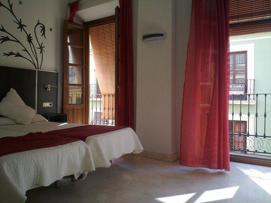 Hotel Las Nieves: parte de la habitacion