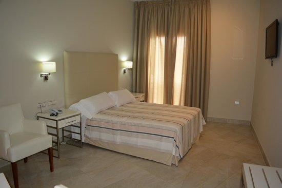 Hotel Atlantico : habitacion 11
