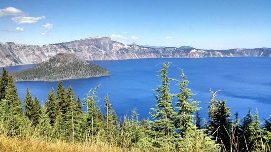 Crater Lake Trolley Tours