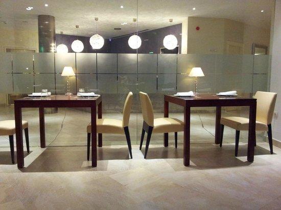 Hotel Atlantico: comedor