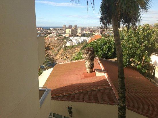 Hotel Masa International: Вид из окна нашего номера
