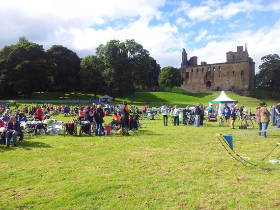 Mary's Meanders: Linlithgow Palace