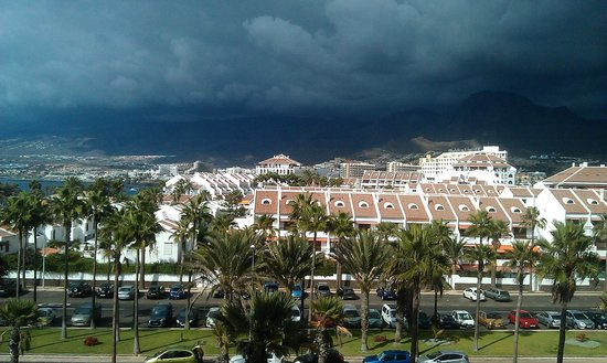 H10 Conquistador : View on a cloudy day!