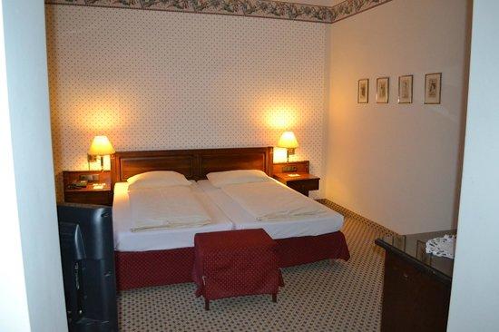 Romantik Hotel Tuchmacher: Suite 101
