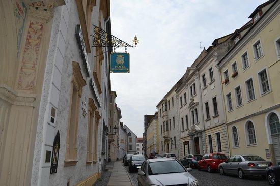 Romantik Hotel Tuchmacher: Street view