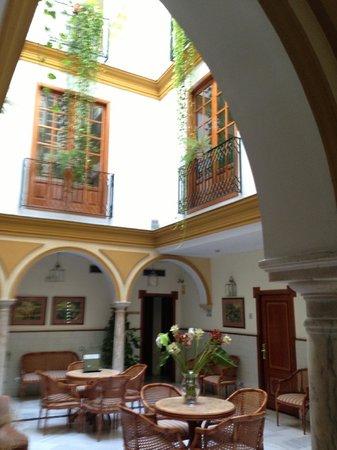 Hotel Montecarlo: Lounge