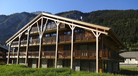 Mont Blanc Alpine Estate: residentie