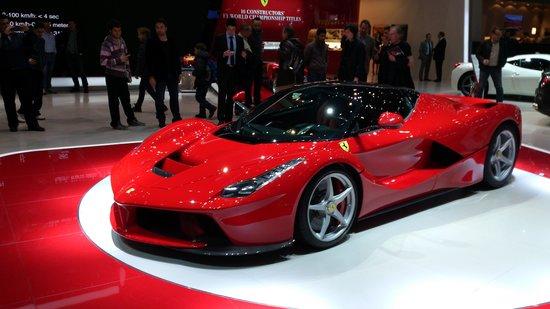 Province of Modena, Italie : Modena.....Ferrari