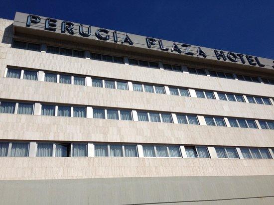 Perugia Plaza Hotel: Perugia Plaza