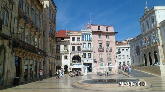 Tivoli Coimbra Hotel: Próximo ao hotel