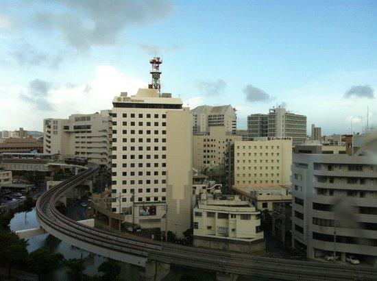 Okinawa NaHaNa Hotel & Spa: Vistas desde la Habitación
