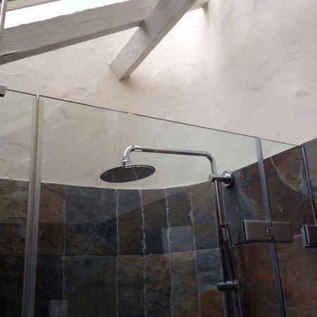 York & Albany : Lovely shower
