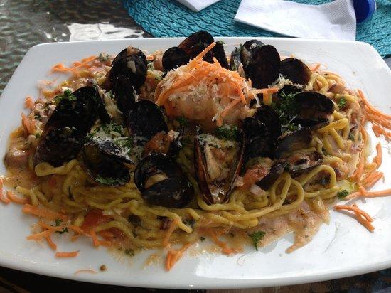 Capperi Ristorante: La mejor pasta italiana en Manta