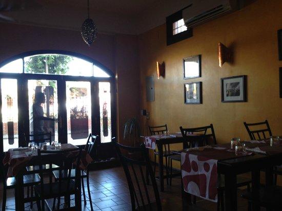 Pizza Roma-it : vista interior