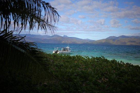 Babou Cote Ocean: Depuis l'ilot Hienga