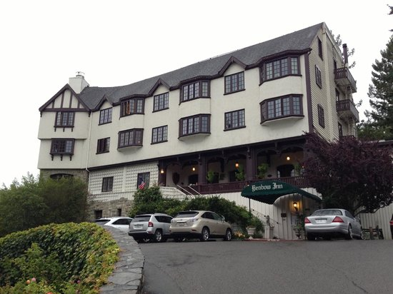 Benbow Historic Inn: The gorgeous and historic Benbow Inn