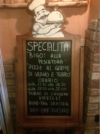 Pizzeria San Marco