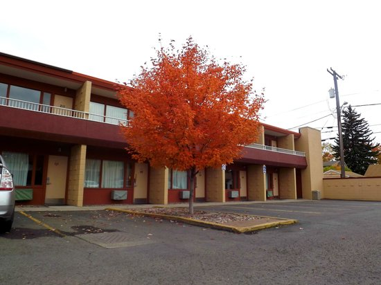 Travelodge by Wyndham Kalispell: South Building