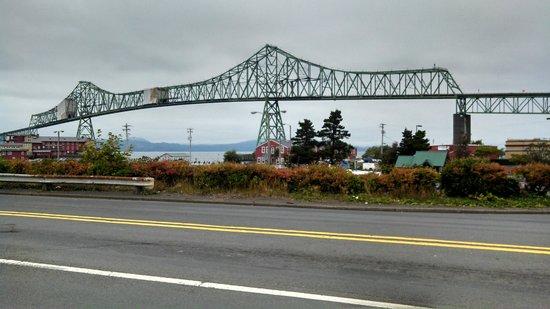 Astoria-Megler Bridge : Great Bridge