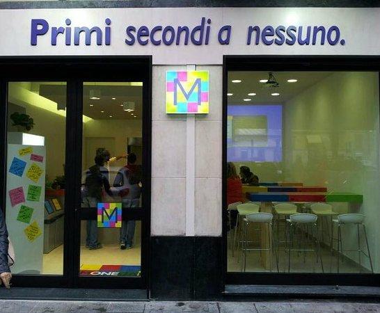 Monegato Primi Secondi a Nessuno - Madama Cristina : Ingresso del locale