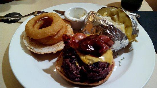 New York Burger : hamburguesa soho