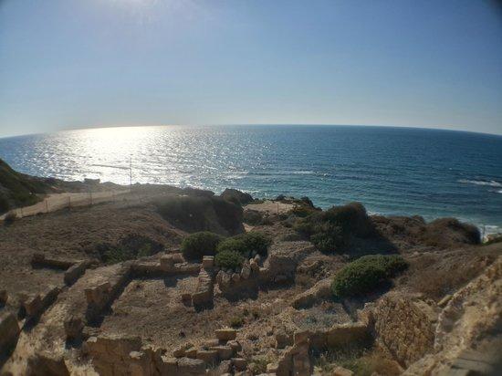 Apollonia National Park: view