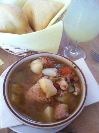 Maria's New Mexican Kitchen: Green Chile Stew
