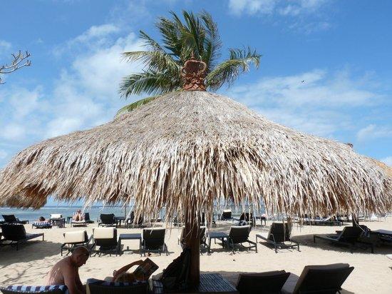 Sol Beach House Bali Benoa by Melia Hotels International: beach cabana