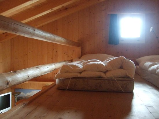 Gletscherschlucht : Kids' Mezzanine Bedroom