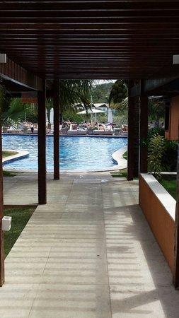 Ferradura Resort : Uma das piscinas