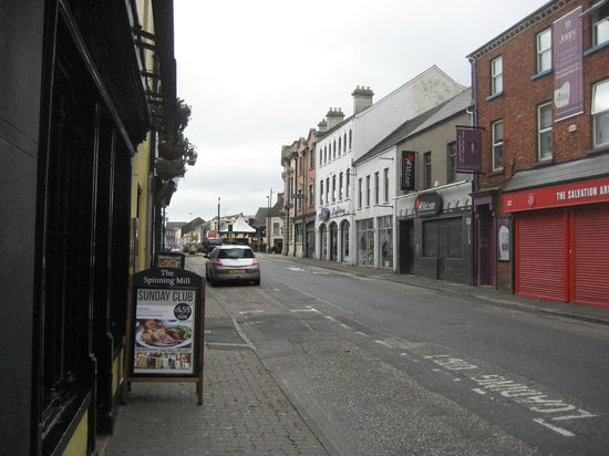 The Spinning Mill: Broughshane Street