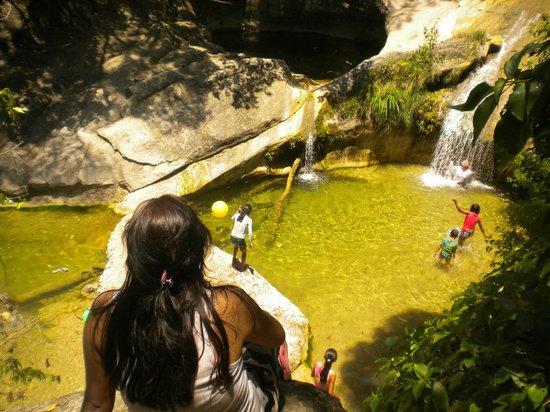 Санта-Крус, Боливия: cascadas