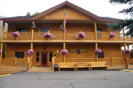 Cowboy Village Resort: Office