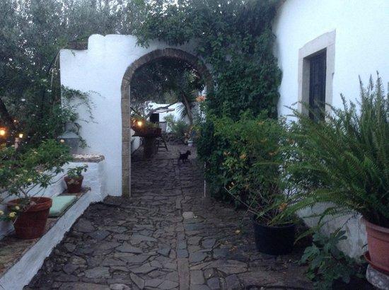 Quinta do Coracao: entrance